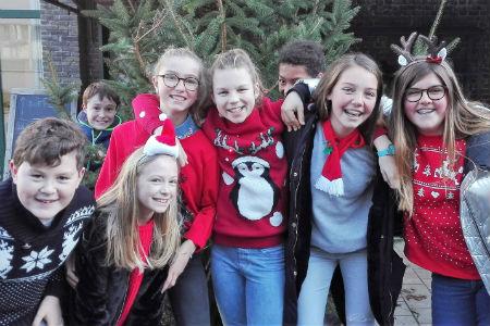 Leerlingenraad: Kerstdinsdag